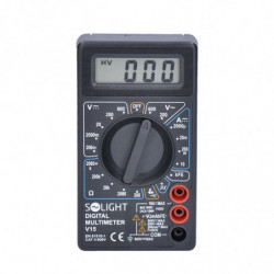 Solight multimetr, max. AC...