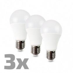 ECOLUX LED žárovka 3-pack,...